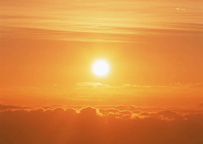 景观,晚霞,霞光,落日,神奈川县,阳光,自然,黄昏,景色,彩霞,自然风光
