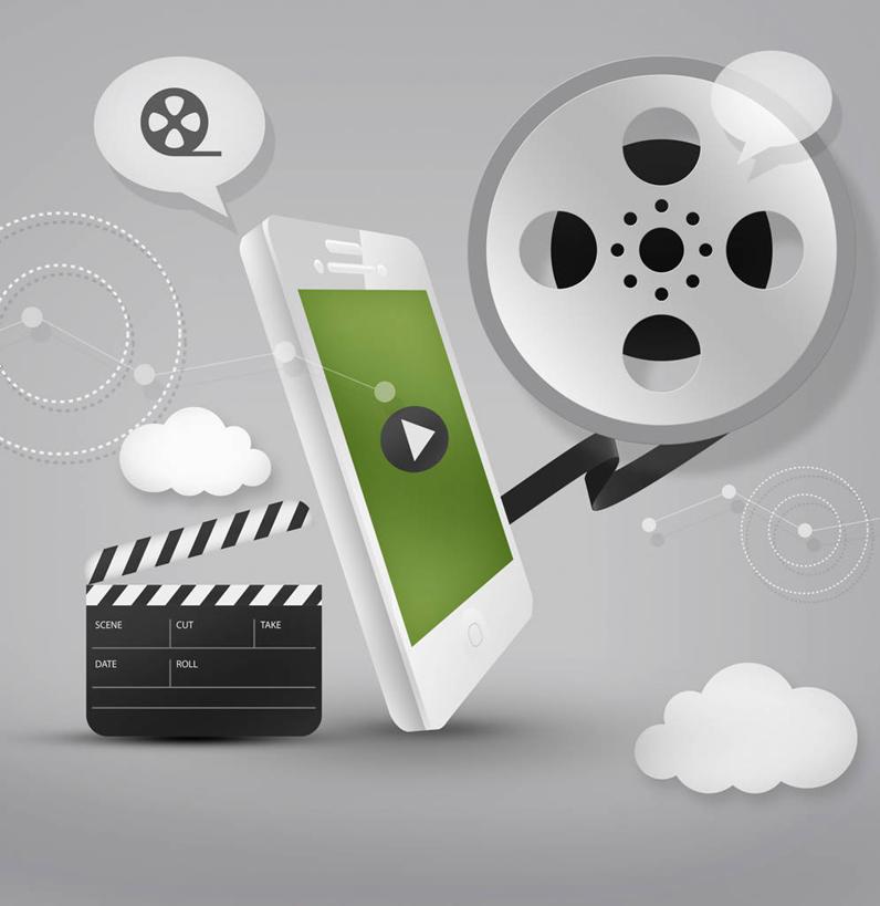 照片,室内,白天,正面,数码,科技,电话,手机,阴影,灰色背景,网络,圆形