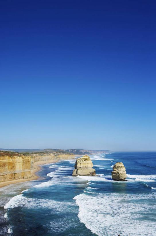 无人,公园,竖图,室外,白天,正面,旅游,度假,海浪,海洋,石头,美景,沙滩