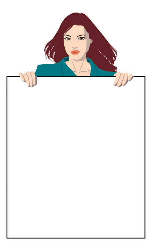 ppt 背景 背景图片 边框 模板 设计 矢量 矢量图 素材 相框 497_819