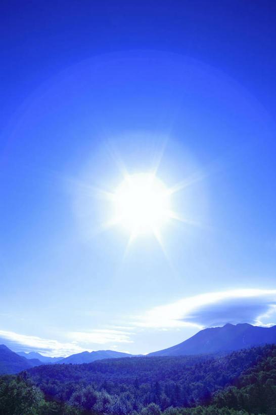 蓝天,天空,阳光,自然,天,景色,寒冷,晴朗,气象,冰冷,环形,自然风光