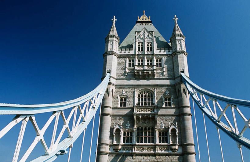 古建筑,伦敦塔桥