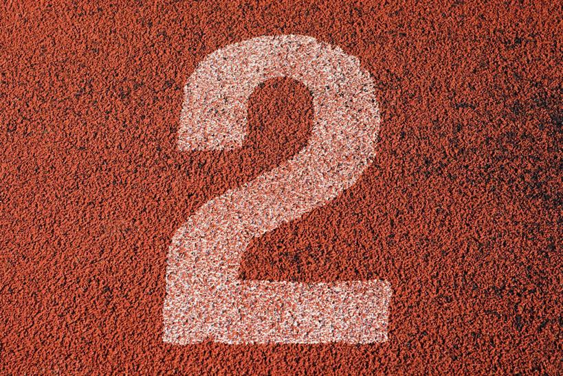 红色塑胶跑道贴图-无人,体育馆,运动场,横图,俯视,室外,特