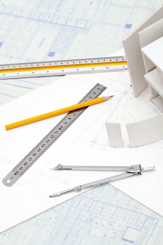 无人,设计师,建筑师,办公室,竖图,俯视,室内,特写,商务,集体,建筑业