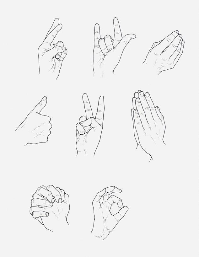 手,小拇指,无人,竖图,黑白,插画,室内,特写,白天,白色背景,正面,爱情