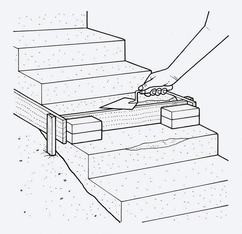 阶梯,高光,几何图片