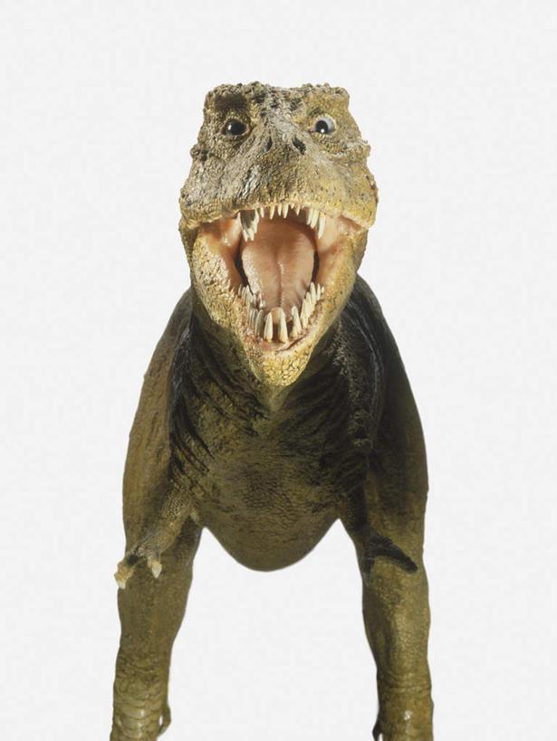 雷克斯龙,史前动物
