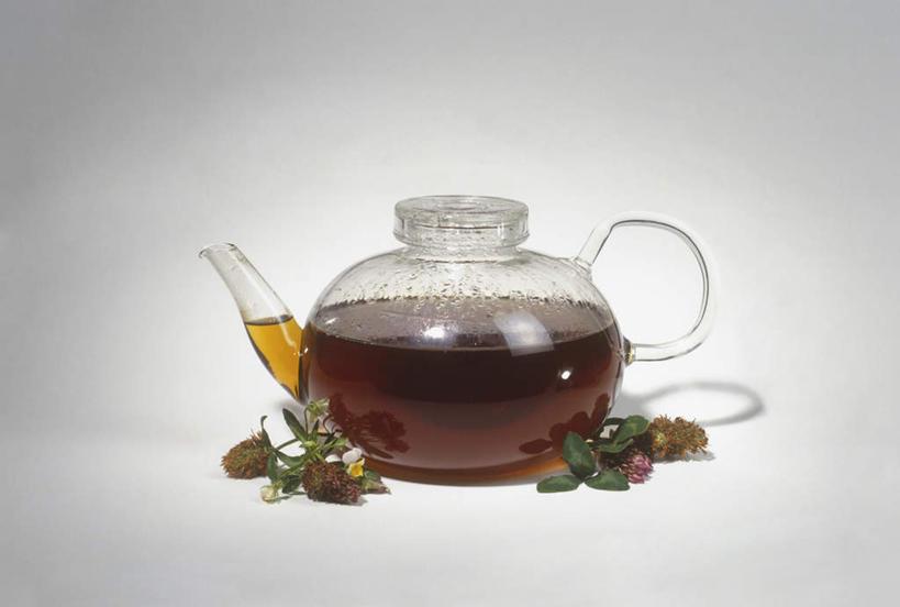 质朴,香花茶