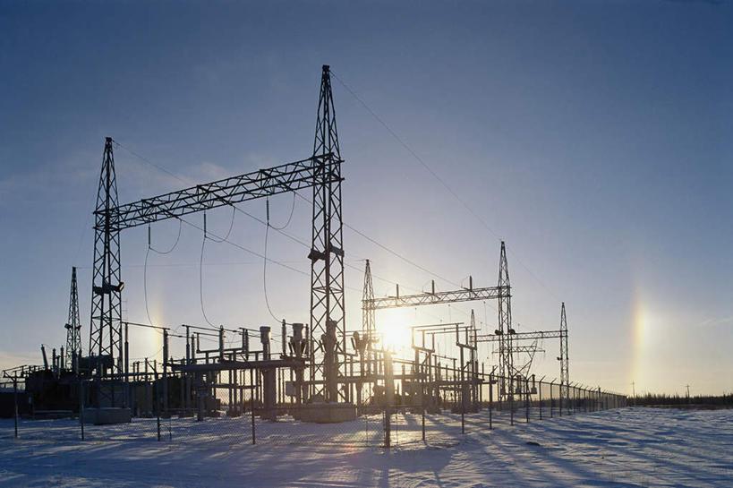 供电设备,高压电塔