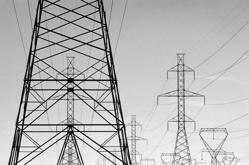 高压输电线,北亚美利加洲