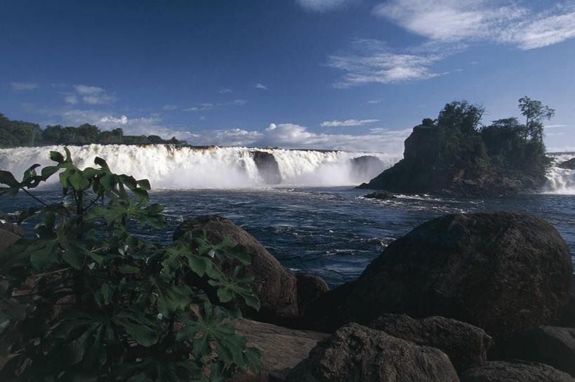 流水,风景,自然,景色,南美,摄影,自然风光,自然地理,岩石,彩图,旅行