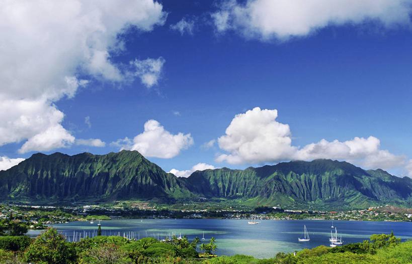夏威夷群岛,太平洋岛屿