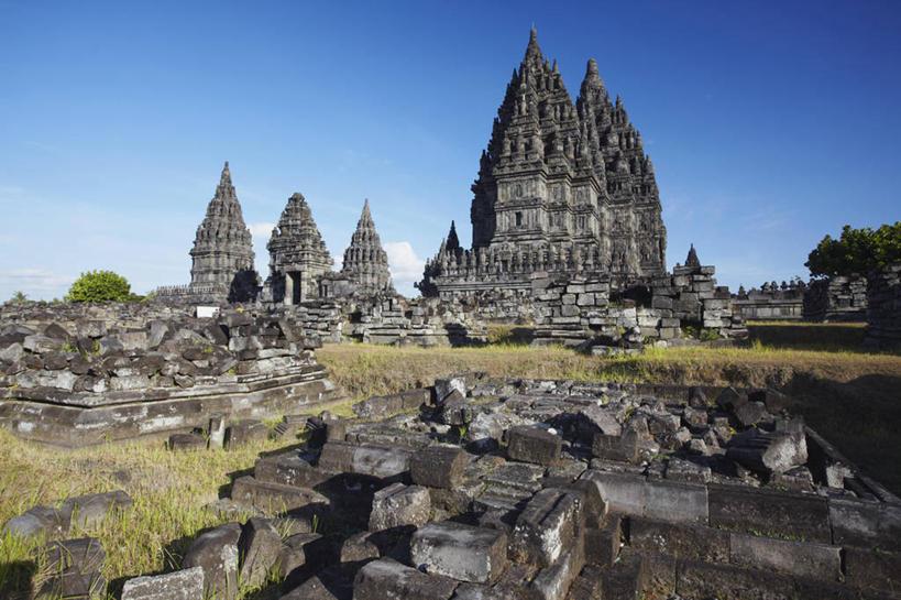 亚洲,历史,摄影,东南亚,宁静,印度教,印度尼西亚共和国,爪哇,爪哇岛