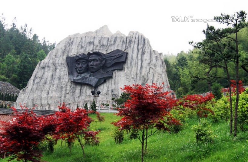 井冈山,风景,旅游