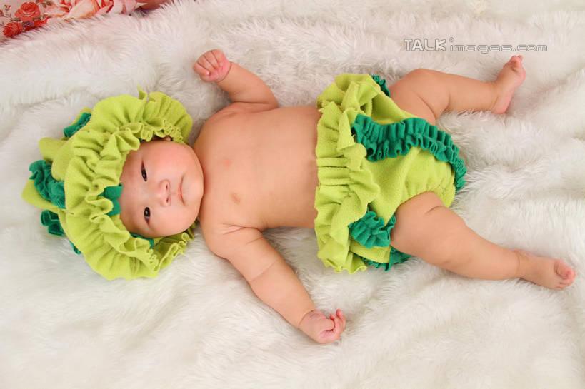 婴儿照片可爱 全身