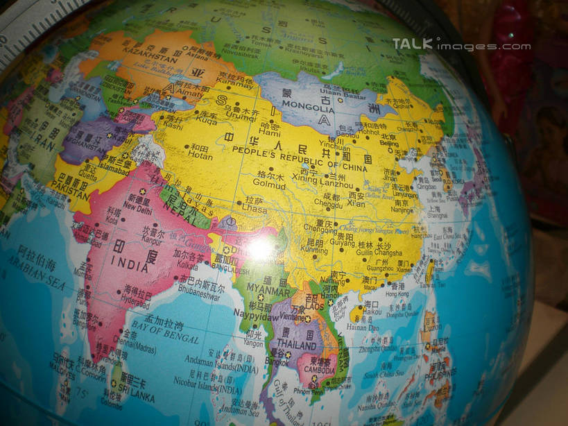 世界地图高清矢量经纬线