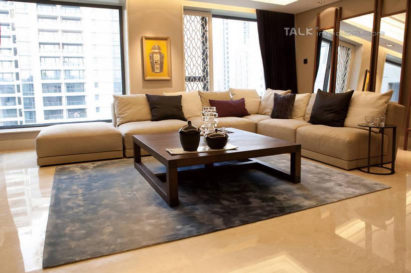 正面,别墅,窗户,窗帘,地毯,家具,靠垫,落地窗,沙发,装修,建筑,欧式