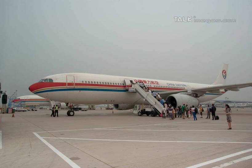 飞机,飞机场,上海