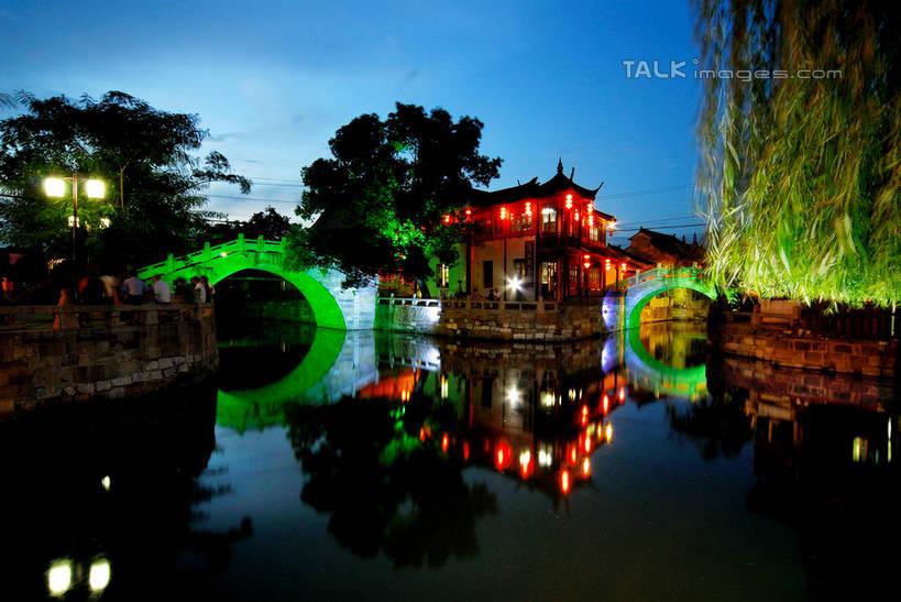 风景 古镇 建筑 旅游 摄影 819_547