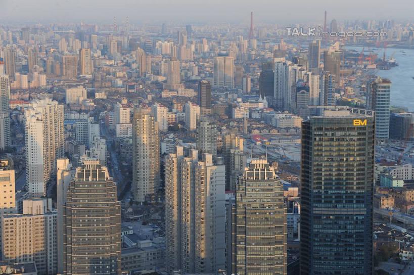 无人,家,高楼大厦,横图,全景,俯视,航拍,室外,白天,度假,河流,美景