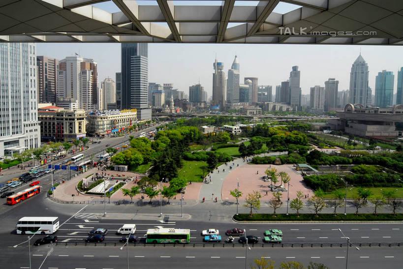 城市楼房布景设计图俯视