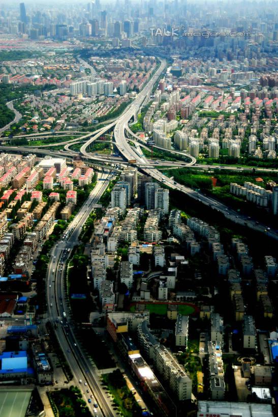 无人,家,高楼大厦,竖图,俯视,航拍,室外,白天,度假,美景,植物,城市