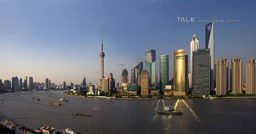 高楼大厦,横图,全景