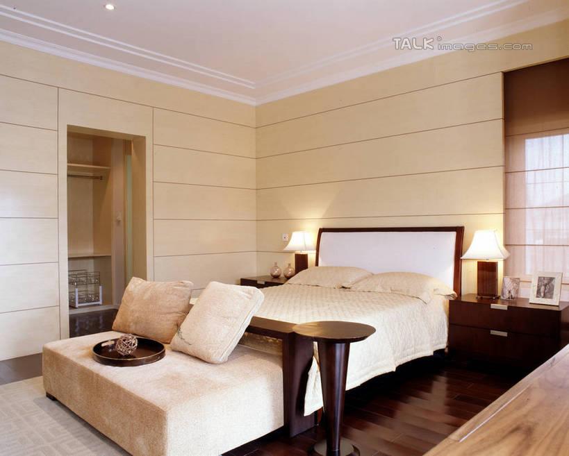 别墅卧室被罩欧式
