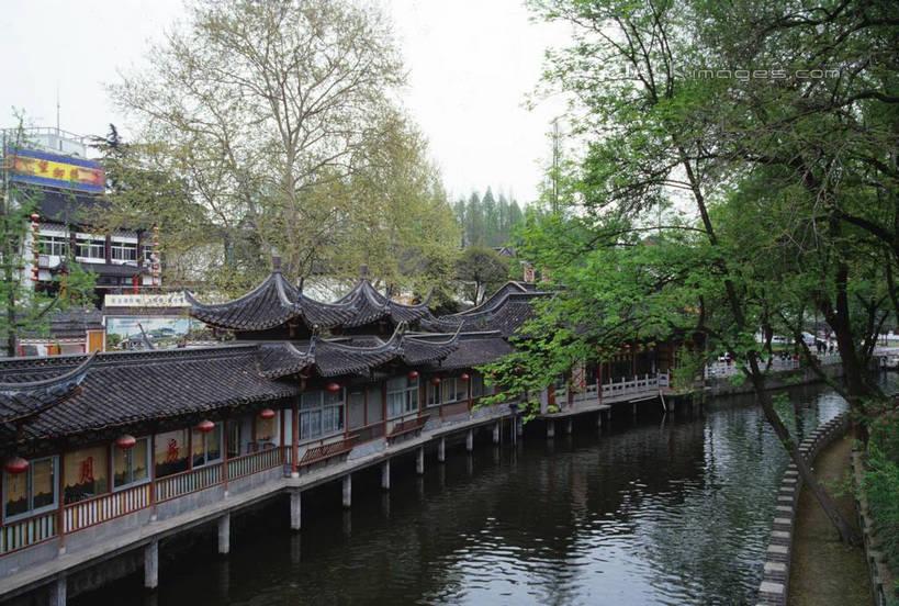 无人,横图,俯视,室外,白天,旅游,度假,河流,美景,水,植物,中国,亚洲