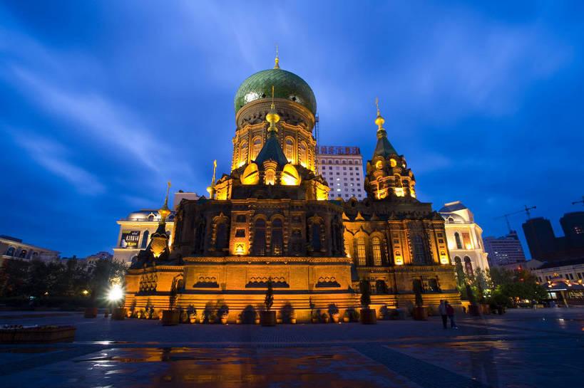 哈尔滨,索非亚大教堂