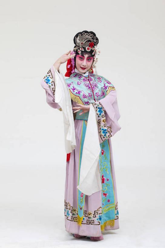 女性京剧脸谱图片