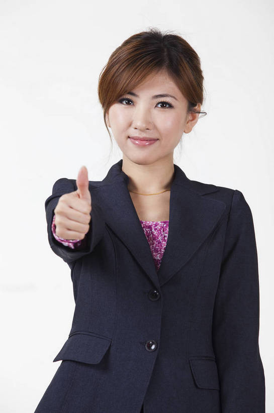 正装,造型,工作,图片,职业装,鼓励,现代,加油,手势,职业,活力,可爱