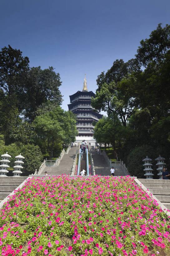 杭州风景无水印