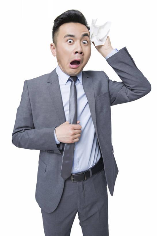 商务人士,商务男性,竖图,白天,抠图,白色背景,正面,衬衫,西装,商务,失